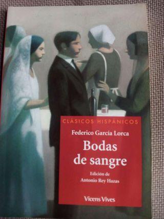 Libro Bodss de Sangre - Garcia Lorca
