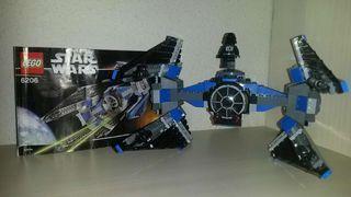 Lego Tie Interceptor 6206