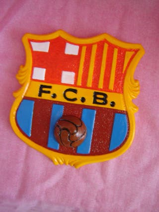 Escudo pequeño de barcelona
