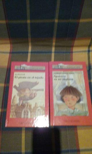 Colección libros barco de vapor