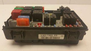 Caja de fusibles y relés Opel Corsa D Opc