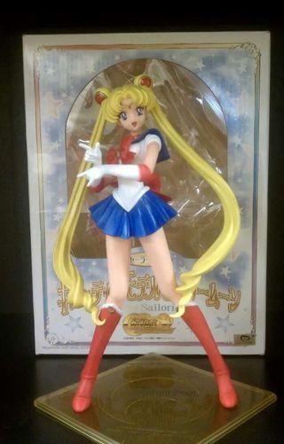 Sailor Moon figura Cutie Model