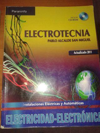 Libros modulo electricidad