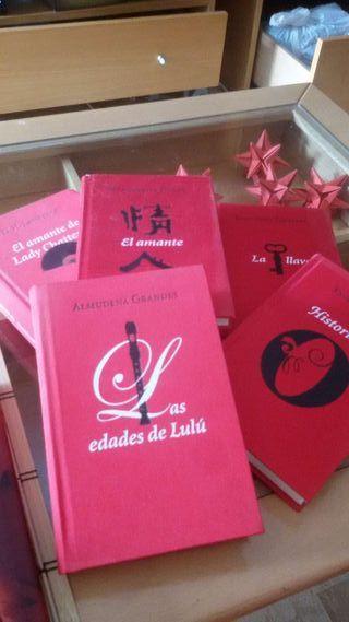 Clásicos literatura erotica