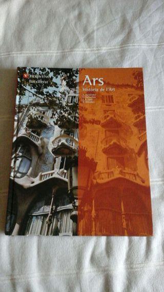 Libro de historia del arte de bachillerato