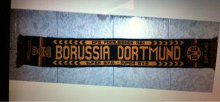 Bufanda Borussia Dortmund