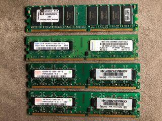 RAM DDR2 1 GB