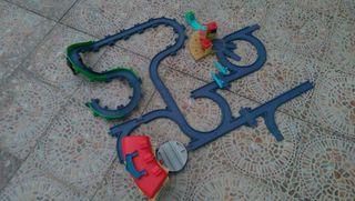 Trenes y pistas chugginton