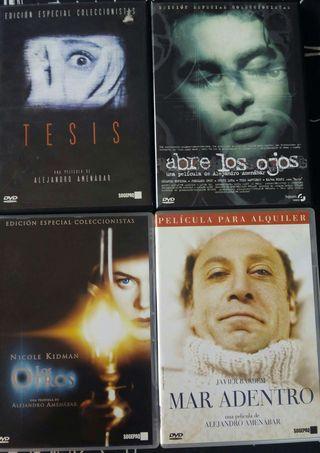 Pack DVD Colección Alejandro Amenabar