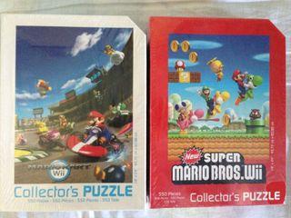 Pack Puzzles de Mario PRECINTADOS!!