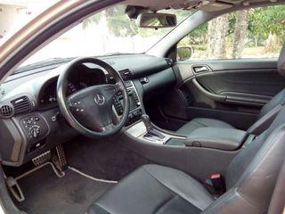 Mercedes Benz C230 Kompressor Sport Coupe