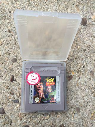 Toy Story para Game Boy