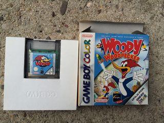 Woody Woodpecker para Game Boy Color