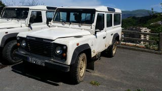 Land rover defender 110 2.5 tdi 300