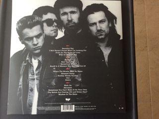 U2 18 Singles Edicion Vinilo