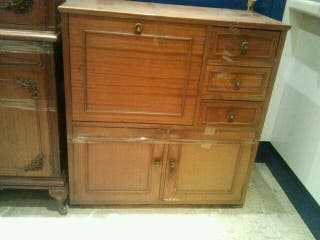 Mueble bar antiguo