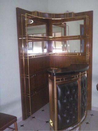 Mueble bar salon de segunda mano por 175 en ciudad real en wallapop - Muebles segunda mano ciudad real ...