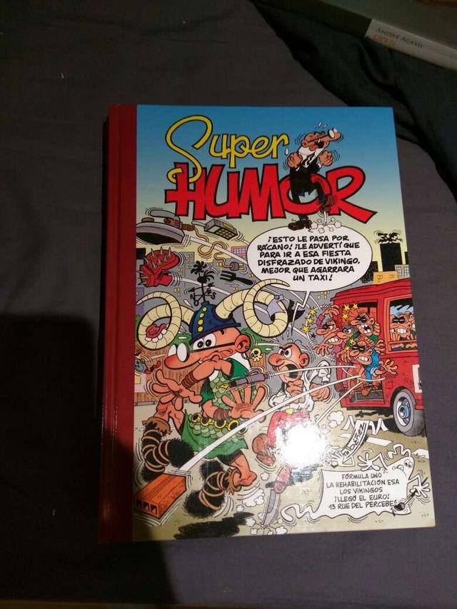 Comic Super Humor Mortadelo y Filemón 34