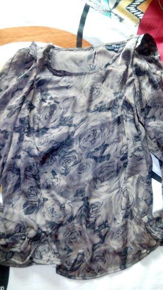 Camisa manga larga T.42