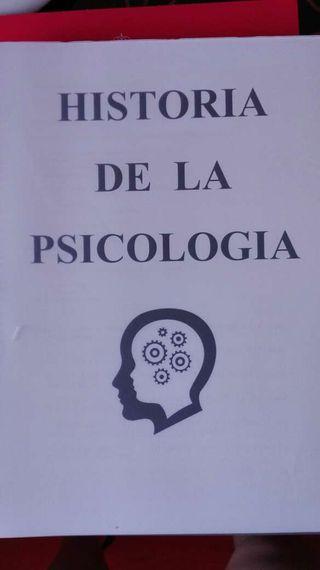 Historia de la psicología 2014-2015