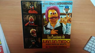 Los titeres de Don Redondon Lp disco vinilo