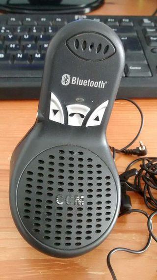 Bluetooth manos libres! Que no te multen!!!