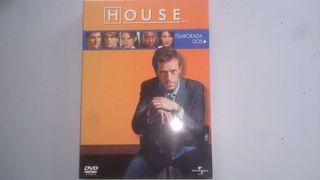Dvds temporada 2 house