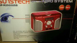 Radio cd...mp3...usb..