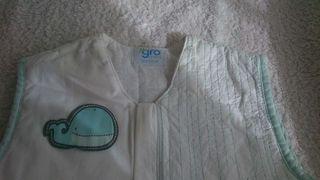 Saco de dormir marca Gro Bag
