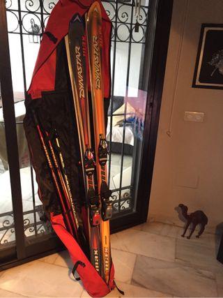Muy buena Oportunidad!!! Dos Equipos muy completos para Ir a esquiar.