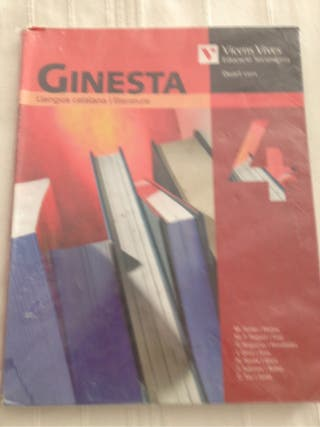 Libro 4 De La ESO Ginesta