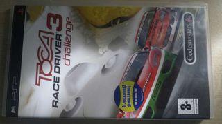 Toca race driver 3 psp