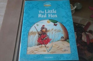 Libro The little red hen