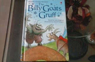 Libro The billy goats gruff
