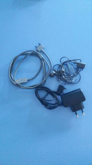 Cables Sony Ericsson W850.