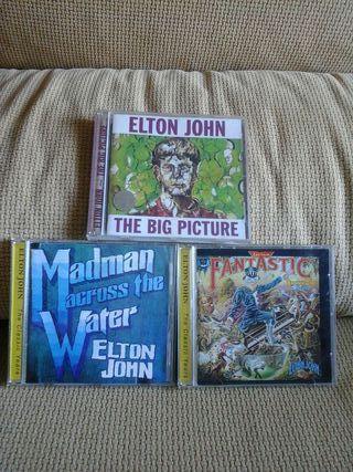 Cds de ELTON JOHN