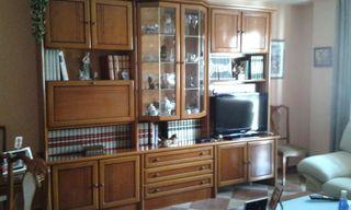 Mueble de salón y mesa comedor