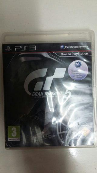 Gran Turismo 5 play 3