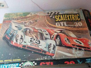 Scalextric GT Lemans 30