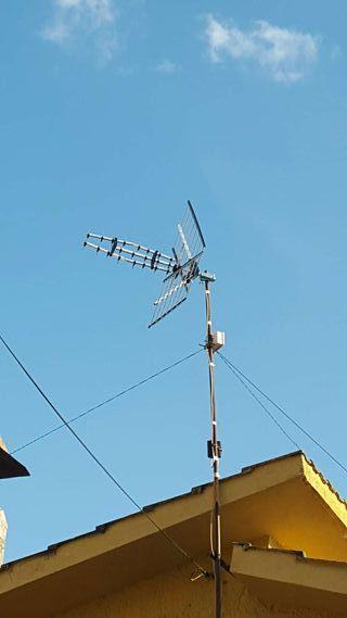 Antena repetidora seminueva dos meses usada