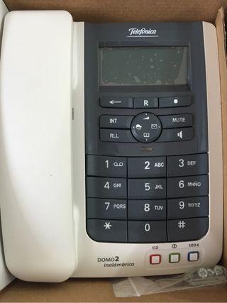Telefono Domo (totalmente Nuevo)