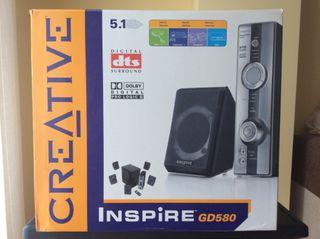 Home Cinema Creative GD 580
