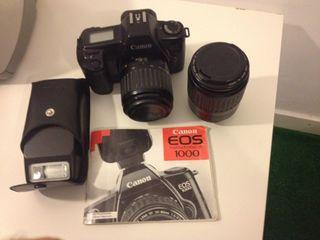 Canon EOS 1000 Carrete