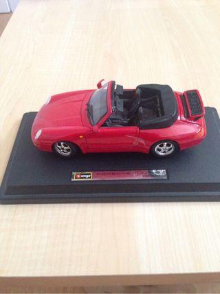 Maqueta Porsche 911 Carrera.