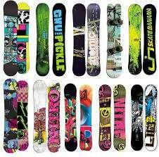 Material de snowboard