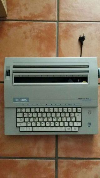 Maquina de mecanografía PHILIPS.