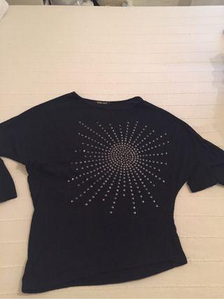 Camiseta Asimetrica