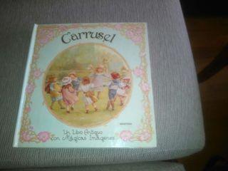 Libro antiguo de Ernest Nister
