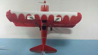 Avion de gasolina rc.