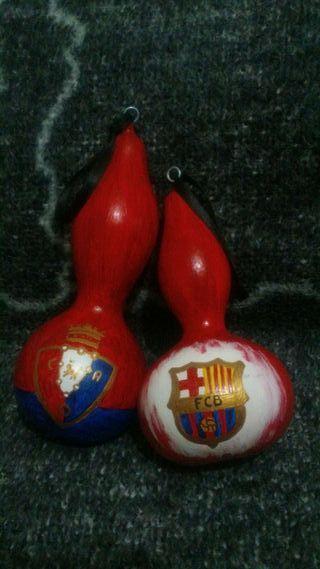 Calabazas de fútbol